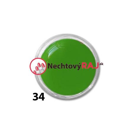 Akrylová farba 34 10ml NechtovyRAJ.sk - Daj svojim nechtom všetko, čo potrebujú