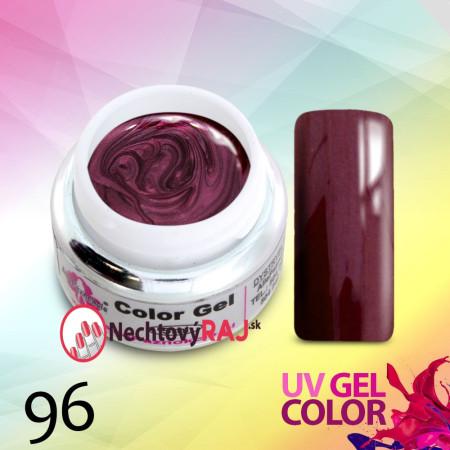 Farebný uv gél perleťový 96 5 ml