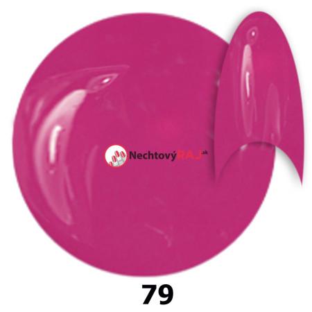 Farebný Gél lak 79 NechtovyRAJ.sk - Daj svojim nechtom všetko, čo potrebujú