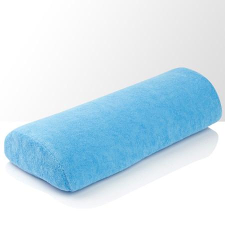 Podložka pod ruku - froté modrá