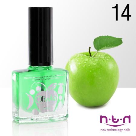 Olejček na nechty vôna jablko NechtovyRAJ.sk - Daj svojim nechtom všetko, čo potrebujú