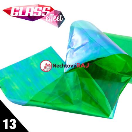 Glass Nail Fólia 13