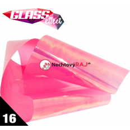 Glass Nail Fólia  16