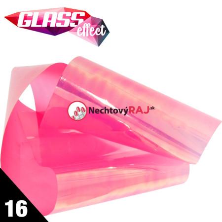 Glass Nail Fólia 16 NechtovyRAJ.sk - Daj svojim nechtom všetko, čo potrebujú