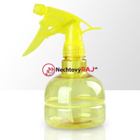 NechtovyRAJ nádoba s rozprašovačom žltá 360 ml NechtovyRAJ.sk - Daj svojim nechtom všetko, čo potrebujú