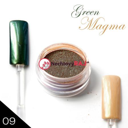 Multi chróm efekt - NR Metal manix 09 NechtovyRAJ.sk - Daj svojim nechtom všetko, čo potrebujú