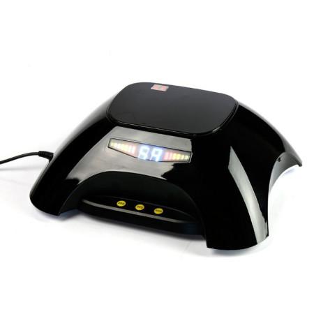 LED LAMPA V18 36 W - čierna NechtovyRAJ.sk - Daj svojim nechtom všetko, čo potrebujú