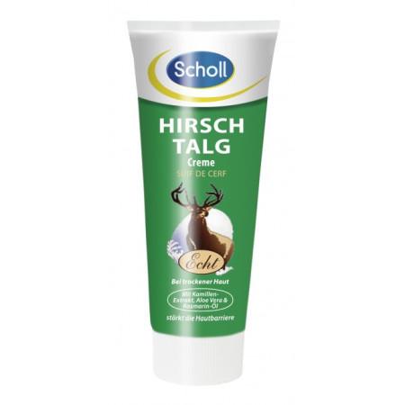 Scholl Bylinný krém pre suchú pokožku nôh i rúk 100 ml