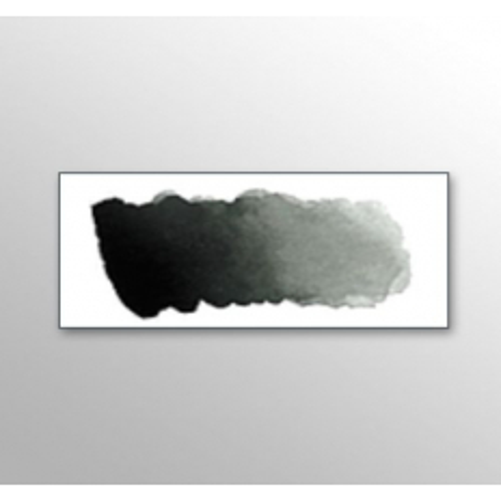 Mijello akvarelová farba W502 Ivory Black 15 ml