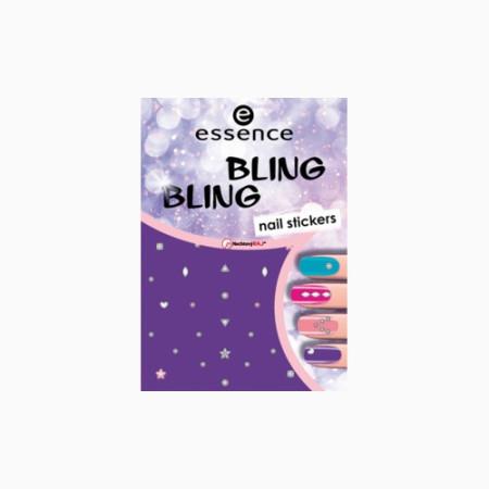 Essence nálepky na nechty bling bling 01