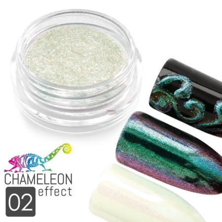 Prášok chameleon efekt 02 NechtovyRAJ.sk - Daj svojim nechtom všetko, čo potrebujú