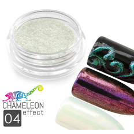 Prášok chameleon efekt 04