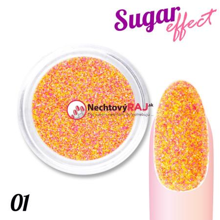 Prášok Sugar effect 01 NechtovyRAJ.sk - Daj svojim nechtom všetko, čo potrebujú