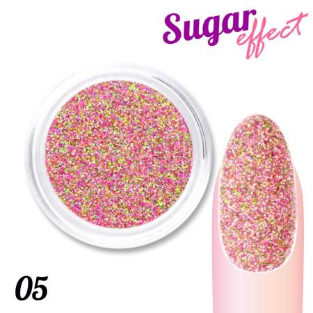 Prášok Sugar effect 05 NechtovyRAJ.sk - Daj svojim nechtom všetko, čo potrebujú