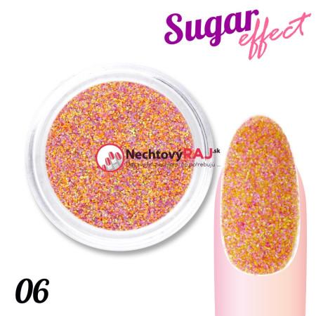 Prášok Sugar effect 06 NechtovyRAJ.sk - Daj svojim nechtom všetko, čo potrebujú