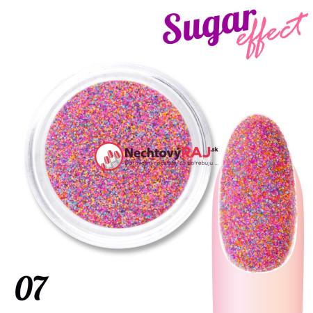 Prášok Sugar effect 07