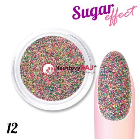 Prášok Sugar effect 12 NechtovyRAJ.sk - Daj svojim nechtom všetko, čo potrebujú