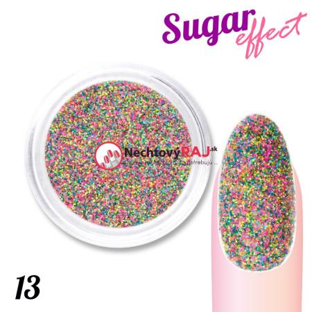 Prášok Sugar effect 13 NechtovyRAJ.sk - Daj svojim nechtom všetko, čo potrebujú