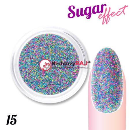 Prášok Sugar effect 15