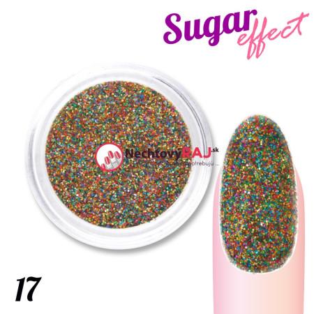 Prášok Sugar effect 17 NechtovyRAJ.sk - Daj svojim nechtom všetko, čo potrebujú