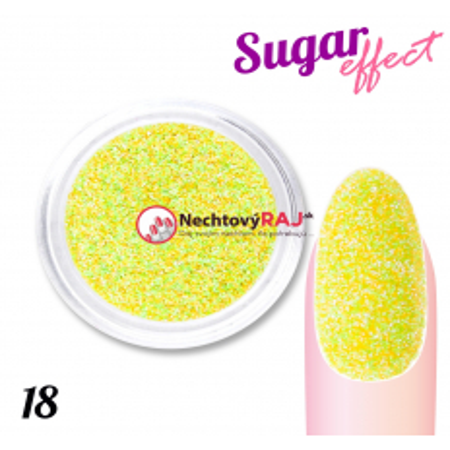 Prášok Sugar effect 18 NechtovyRAJ.sk - Daj svojim nechtom všetko, čo potrebujú