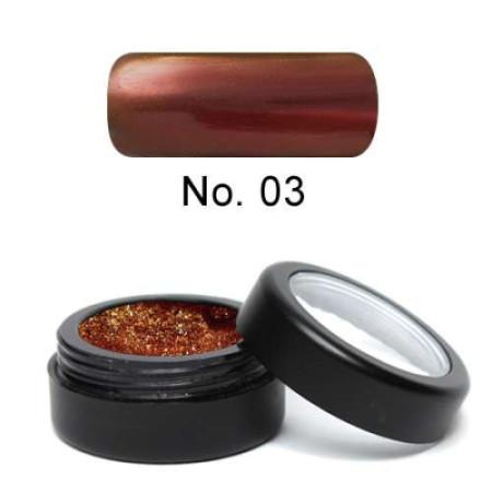 CHAMELEON Mirror powder 03 NechtovyRAJ.sk - Daj svojim nechtom všetko, čo potrebujú