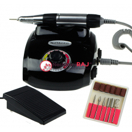 Elektrická brúska na nechty  DM208 - 35 W  čierna