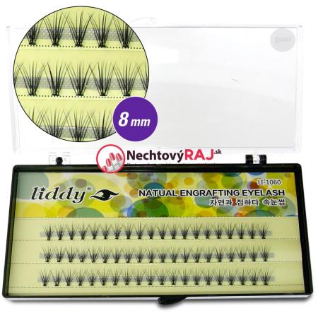 Umelé mihalnice liddy - trsy 8 mm