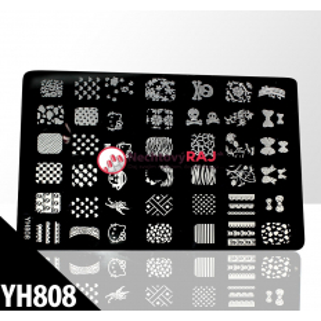 Doštička L typ YH808