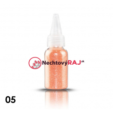 05. Glitrový prášok vo flaštičke s dávkovačom 20 g