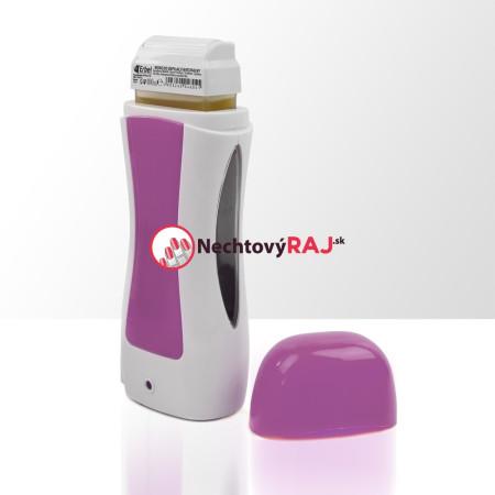 Ohrievač depilačných voskov 40 W fialový