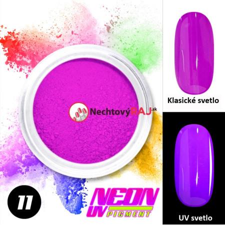 11. Neónový UV pigment NechtovyRAJ.sk - Daj svojim nechtom všetko, čo potrebujú