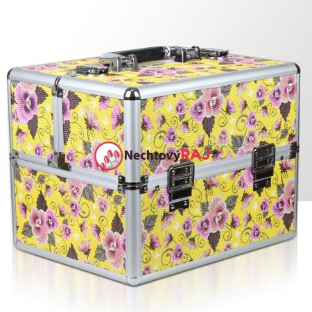 Kozmetický kufrík 223 NechtovyRAJ.sk - Daj svojim nechtom všetko, čo potrebujú