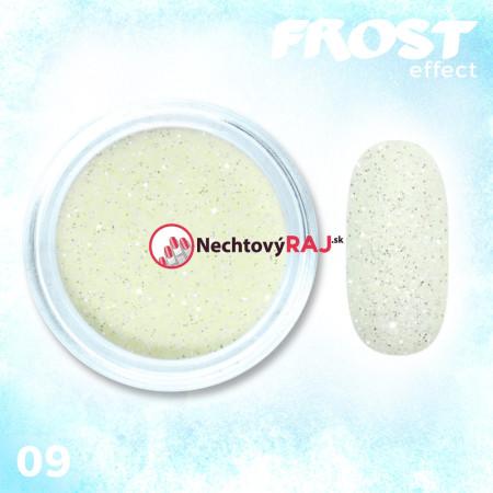 09. Prášok s efektom frosty - námrazy