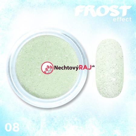 08. Prášok s efektom frosty - námrazy