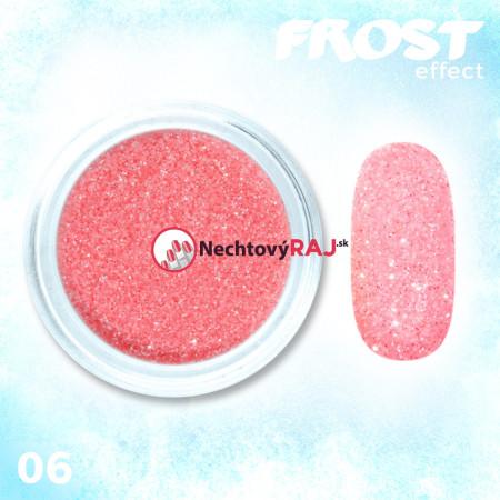06. Prášok s efektom frosty - námrazy