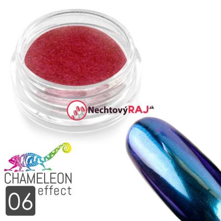Prášok chameleon efekt 06