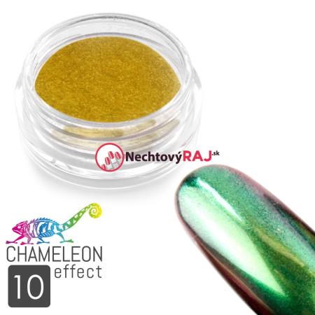 Prášok chameleon efekt 10