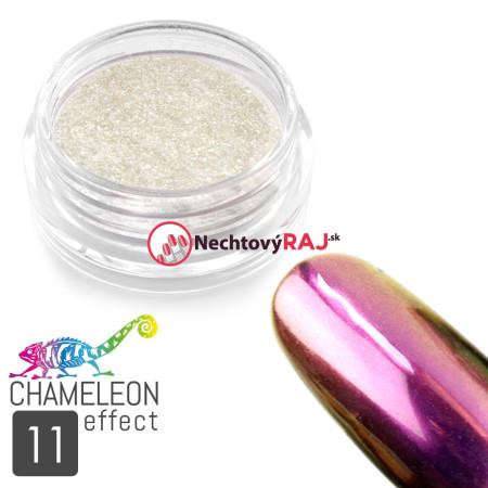 Prášok chameleon efekt 11