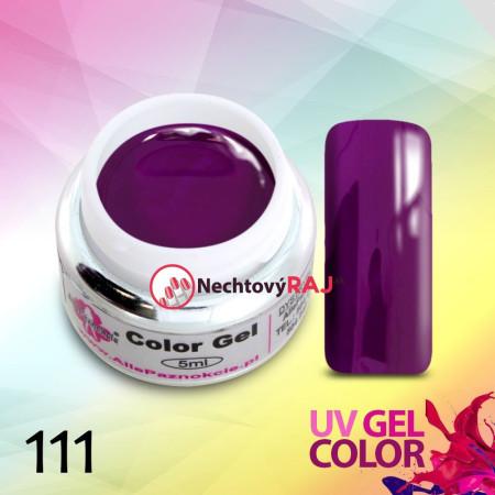 Farebný uv gél 111 5g NechtovyRAJ.sk - Daj svojim nechtom všetko, čo potrebujú