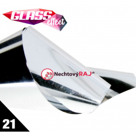 Glass Nail Fólia  21