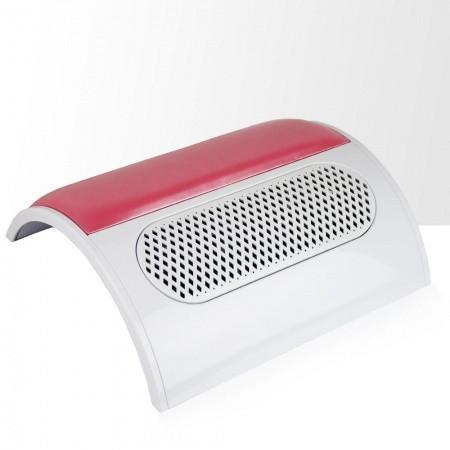 Odsávačka prachu 36 w s trojitým ventilátorom - biela