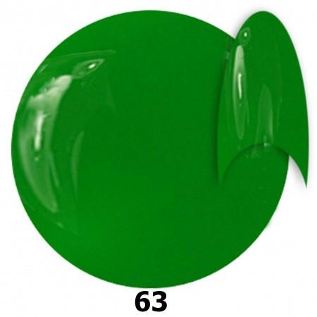 Gél lak NTN 63 zelený 6ml - NechtovyRAJ.sk