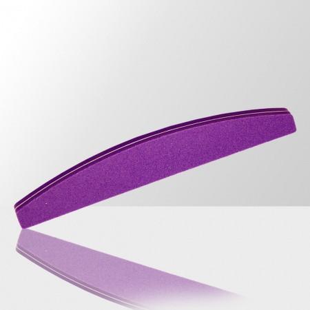 Pilník na nechty penový - loďka fialový 100/180 NechtovyRAJ.sk - Daj svojim nechtom všetko, čo potrebujú