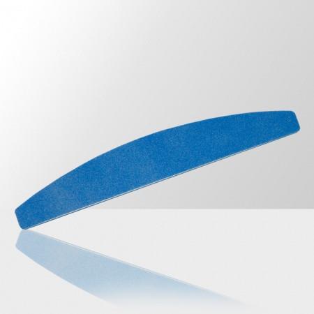 Pilník na nechty penový - modrý 100/180