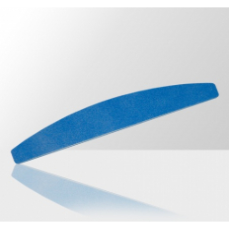 Pilník na nechty penový - loďka modrý 100/180 NechtovyRAJ.sk - Daj svojim nechtom všetko, čo potrebujú