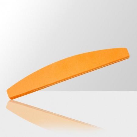 Pilník na nechty penový - oranžový 100/180