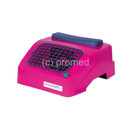 Promed odsávačka prachu s mikrofleece filtrom ružová