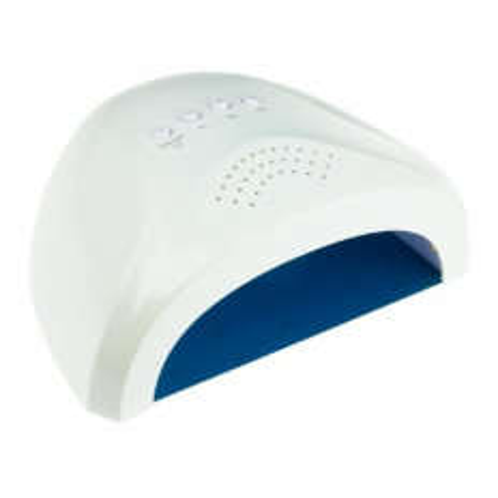 UV DUAL-LED LAMPA 48 W biela