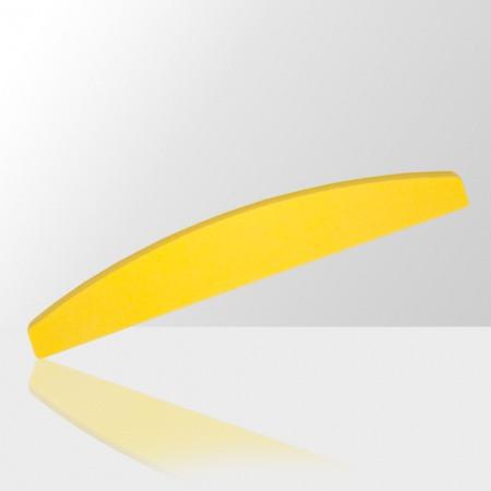 Pilník na nechty penový - žltý 100/180